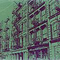 Soho New York by Naxart Studio