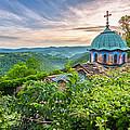 Sokolski Monastery by Evgeni Dinev