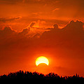 Solar Eclipse by Bill Pevlor