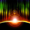 Solar Eclipse by Svetlana Sewell