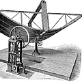 Solar Engine, 1884 by Granger