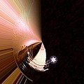 Solar Sail Side by Ron Bissett