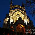 Soller Cathedral by Agusti Pardo Rossello
