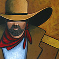 Solo Cowboy by Lance Headlee