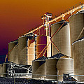 Soloized Grain Bins by Debbie Portwood