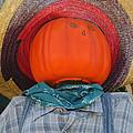 Sombrero Scarecrow by Susan Herber