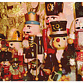 Some Flakey Nutcrackers by Mindy Newman