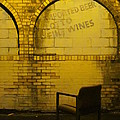 Someplace To Sit In The Alley by Guy Ricketts