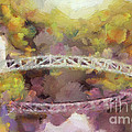 Somes Bridge - Somesville Maine by Anne Kitzman