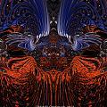 Something From Below B7 Fx  by G Adam Orosco
