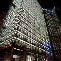 Sony Center At Night by Mike Reid