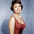 Sophia Loren, Ca. 1950s by Everett