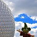 Sorcerer Mickey by Bonnie Myszka