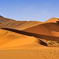 Sossusvlei, Namibia by Marco Brivio