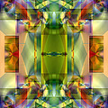 Soul Sanctuary 5 by Lynda Lehmann