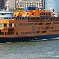 South Ferry Water Ride1 by Terry Wallace