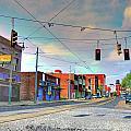 South Main Street Memphis by Lizi Beard-Ward