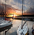 South Queensferry Harbour by Keith Thorburn LRPS AFIAP CPAGB