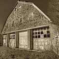 Southampton Potato Barn II by Steve Gravano