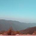 Southern California Mountains 2 by Naxart Studio