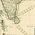 Southern India And Ceylon by Guillaume Raynal