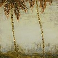Southern Palms 1 by Eric Rabbers