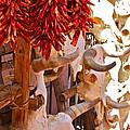 Southwest Skull by Elizabeth Ericson
