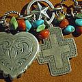 Southwest Style Jewelry With Texas Star by Elizabeth Rose