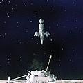 Soviet Luna 16 Spacecraft, 1970 by Ria Novosti