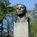 Soviet Monument To Yuri Gagarin by Detlev Van Ravenswaay