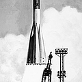 Soviet Soyuz Rocket, 1975 by Granger