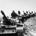 Soviet Tanks, 1978 by Granger