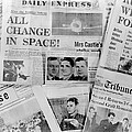 Soyuz Docking Mission, News Reports, 1969 by Ria Novosti