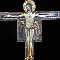 Sozio: Crucifix, 13th C by Granger