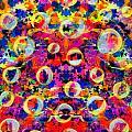 Space Bubbles by Mathieu Lalonde