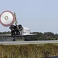 Space Shuttle Atlantis Unfurls Its Drag by Stocktrek Images