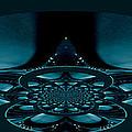 Spacecraft Fantasy by Robert Kernodle