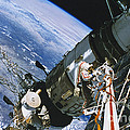 Spacewalk by Science Source