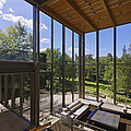 Spacious Living Room With A View by Jeremy Woodhouse