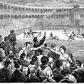 Spain: Bullfight, 1875 by Granger