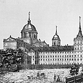 Spain: El Escorial, C1860 by Granger
