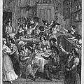 Spain: Inn, 1810 by Granger