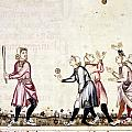 Spain: Medieval Ballgame by Granger