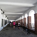Spanish Brick Architecture Mijas Spain by John Shiron