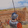 Spanish Fort by Cliff Spohn