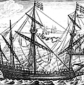 Spanish Ship, C1595 by Granger