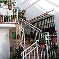 Spanish Steps II Tilework In Mijas Spain by John Shiron