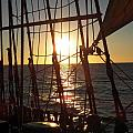 Sparkle In The Rigging by L Jaye Bell