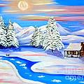 Sparkling Winter by Phyllis Kaltenbach