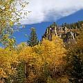 Spearfish Canyon Fortress In Rock by Dakota Light Photography By Dakota